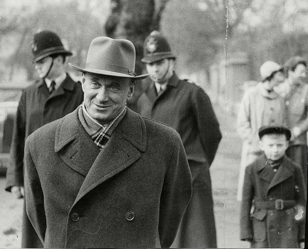 Ivan Serov sai lisänimen Budapestin teurastaja hänen kukistettuaan Unkarin kansannousun vuonna 1956.